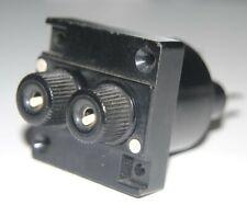 Western Electric KS-14169 fuse holder, diy pre-amplifier, gz34, 274b, 300b