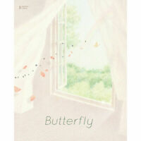 Bangtan Boys BTS Butterfly GRAPHIC LYRICS Vol. 5 Limited Edition Book
