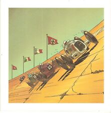 Marvano: Grand Prix. Ex-libris non signé. Triptyque (2012)