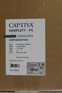 Captiva Komplett Gaming PC