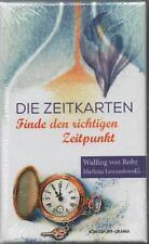 DIE ZEITKARTEN - Wulfing von Rohr & Marlena Lewandowska BOX-SET - NEU