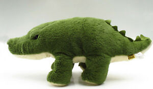 Wild Republic - Green Crocodile - 48cm long Plush Soft Toy - Stuffed Animal Toy