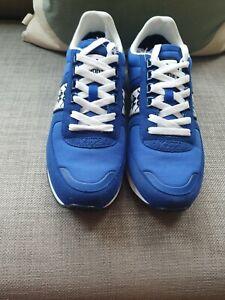 Kappa- Rare Retro Low Rise Trainers Size UK7.5/ EU41 Classic Blue  Curtis