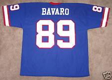 NEW Mark Bavaro Giants Retro Jersey M SEWN! 48 '90