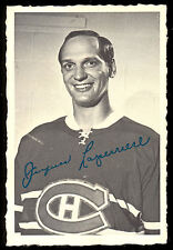 1970 71  OPC O PEE CHEE 20 JACQUES LAPERRIERE EX DECKLE EDGE MONTREAL CANADIENS