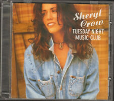 SHERYL CROW Tuesday Night Music Club LIVE 2 CD