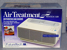 FutureTech Air Treatment System 120 - Purifier & Ionizer Model #2188 (Used)