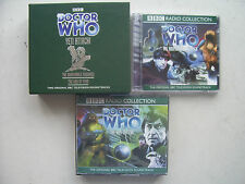 Doctor Who The Yeti Attack ! Limited CD Audio Set