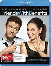 Friends With Benefits : NEW Blu-Ray