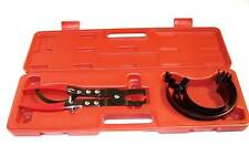 Piston Ring Compressor Cylinder Installer with ratchet pliers & 6 bands tool set