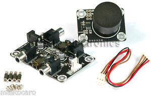 regolazione volume control remote regolatore digitale attivo hi-fi SURE