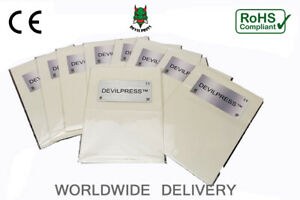 20 x ROSIN PRESS PARCHMENT PAPER SILICONE COATED NATURAL RO