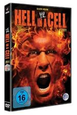 WWE Hell in a Cell 2011 DVD Orig WWF Wrestling