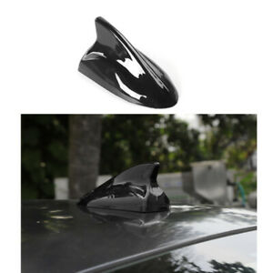 For Dodge Challenger 2015-19 Black Shark Fin Antenna Roof Signal Receiver Cover