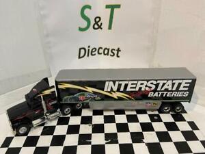 1992 Ertl Transporter Hauler Dale Jarrett Joe Gibbs Interstate Batteries 18 1/64