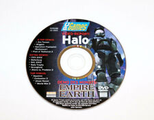 PC Games DVD Video Halo Ghost Recon Demo Wiggles Pool of Radiance 2 Stronghold