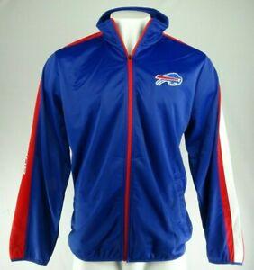 Buffalo Bills NFL G-III Men's Full Zip Track Jacket