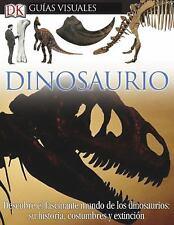 Dinosaurio (DK Eyewitness Books) (Spanish Edition)-ExLibrary