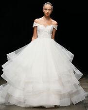 lazaro 3309 wedding dress