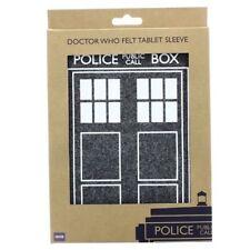 Bnwt Boxed Doctor Who Felt Tablet IPad Cover Sleeve BBC Top Sale Gift Idea
