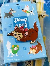 New Listing2021 Disney Parks Disney Cats & Dogs Mystery Pin Dinah Alice In Wonderland