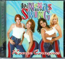 Las Nenas del Swing Rompe Corazones  BRAND  NEW SEALED CD