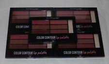 25 x Maybelline Lip Palette ~ 02 Blushed Bombshell ~ Gloss Lipstick Lot of 25