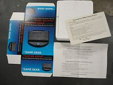 Deluxe MASTER SYSTEM CONVERTER PLAY SEGA MASTER SYSTEM GAMES ON YOUR GAME GEAR