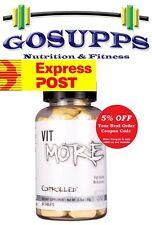 Controlled Labs VitMore 30 Servings (60 Tablets) Multivitamin Orange Triad