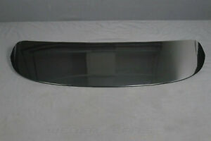 A1667930088 Mercedes W166 ML 63 AMG Rear Spoiler Hatchback Tailgate Wings