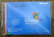 Windows XP Professional Pro Full Version + Key CD 32bit SP2