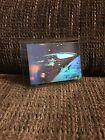 Star Trek Impel Trading Card Holographic Enterprise NC-1701#H2 1991