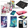 "For Samsung Galaxy A41 (6.1"") Universal PU Leather Wallet Flip Stand Case Cover"