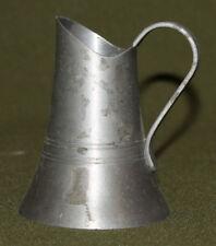Vintage Swedish metal pitcher jug