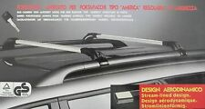 BARRE PORTATUTTO PRO WAGON 4373007 OPEL ASTRA SW 4/2004-6/2007 MADE IN ITALY