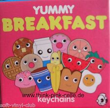 Kidrobot Yummy Breakfast 2inch Keychains by Heidi Kenney  1x Blindbox
