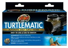 New listing Zoo Med Turtlematic Automatic Daily Turtle Feeder Tf-10 Tf-10