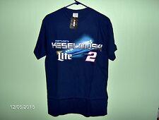 Brad Keselowski # 2 Medium T- Shirt