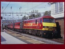 PHOTO  CLASS 90 ELECTRIC LOCO NO 90029 THE INSITUTE OF CIVIL ENGINEERS