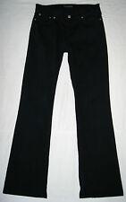 Women's RALPH LAUREN Jeans Polo Company Stretch Black ZipFly BootCut W30,5 L31,5