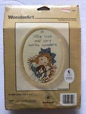 WONDER ART Counted Cross Stitch