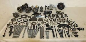 2012 Kawasaki Ninja 250R Transmission Gears Shaft Gear Box Bolts Shift Drum
