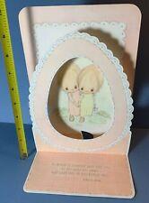 Vintage 1970's Hallmark Cards Betsey Clark Easter 10� Standup Display Card 70s
