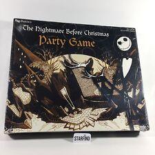 Tim Burton Nightmare Before Christmas XMAS Party Game Jack Skellington NECA Rare