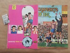 1969 70 disgra Campeonato De Liga Completo + sobre