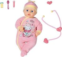 Baby Annabell Milly Feels Better 43cm NEW