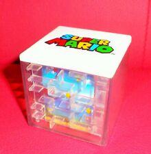 McDonald's Super Mario 3D Cube Maze Game 2019
