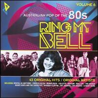 80's (2 CD) RING MY BELL - AUSTRALIAN POP OF THE 80's - Volume 6 *NEW*