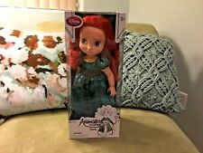 "Disney Store Animators  Collection MERIDA from BRAVE 16"" Tartan Dress 2nd ed."