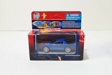 Road Tough/Yatming Speed Machine Sport Car 1:64 Scale DieCast Model Blue MIB